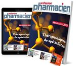 Profession Pharmacien - 2 ans