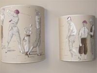 Applique murale collection GOLF