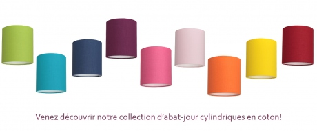 CYLINDRE COTON