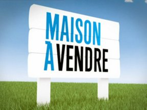 abat jour vu dans maison vendre sur m6. Black Bedroom Furniture Sets. Home Design Ideas