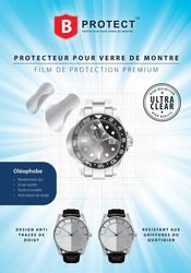 B-PROTECT Watch glass protectors