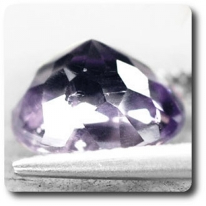 3.37 CT.  PURPLE AMETHYST . VS1