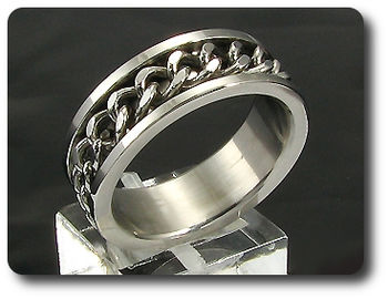 Voguish Men Designer Ring