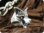 Dog Killzone Hunter Men Ring