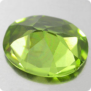 1.67CT. RAVISHING! GREEN NATURAL PERIDOT CHINA