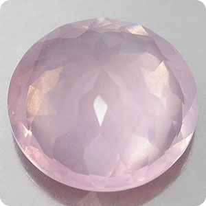5.04 cts MORGANITE ROSE . SI1