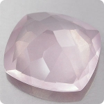 5.96CT. EXQUISITE! UNHEATED PINK QUARTZ  MADAGASCAR