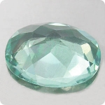ADORABLE! 1.14CT. PARAIBA NATURAL APATITE AFRICA