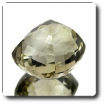 37.18ct APPEALING ANTIQUE 100% NATURAL SMOKY QUARTZ