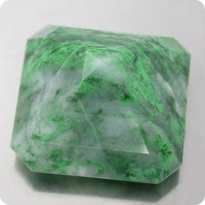 RARE HUGE! 14.88CT. GREEN MAW SIT - SIT UNHEATED