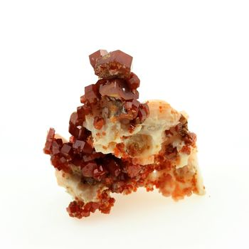 Vanadinite Baryte. 102.3 cts.