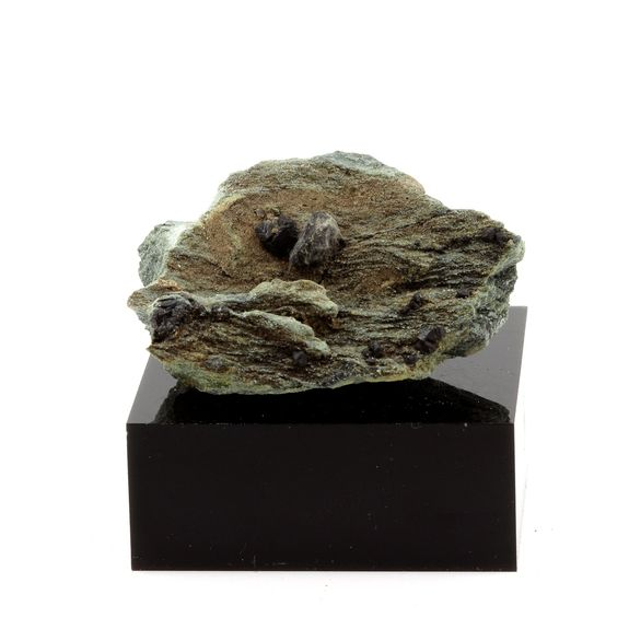 Magnetite, Ilmenite, Tourmaline.