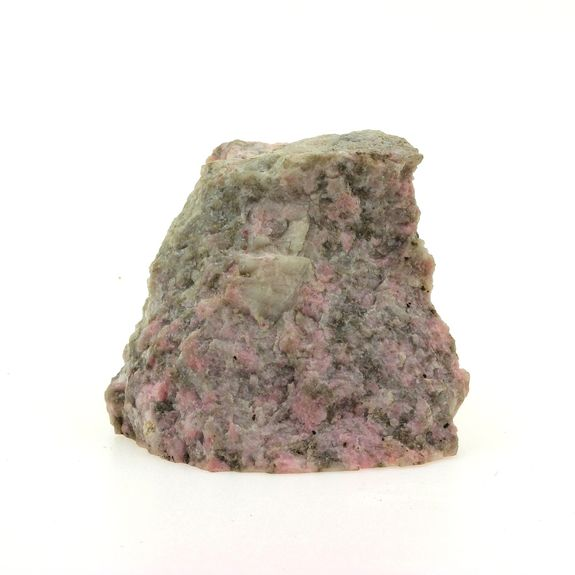 Granite rose à Zoisite. 513.2 cts.