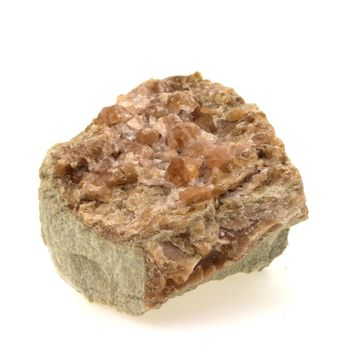 Grenat grossulaire. 572.1 cts.