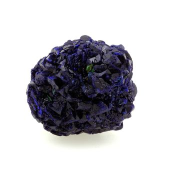 Chessylite (Azurite). 108.2 ct.