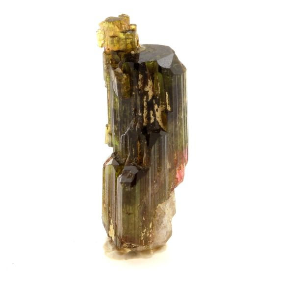 Tourmaline Polychrome + Quartz. 15.9 ct.