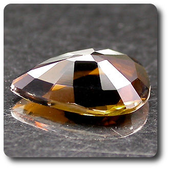 1.39ct Natural Chrome Andalusite. IF