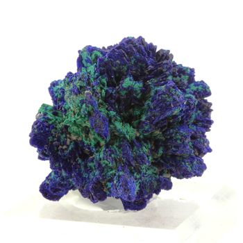 Azurite + Malachite. 339.5 ct.