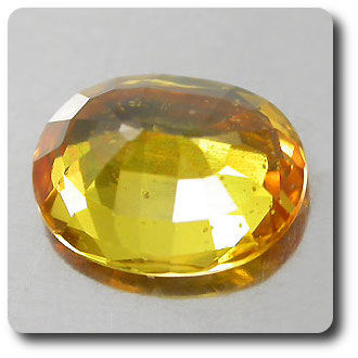 0.72 CT. NATURAL YELLOW SAPPHIRE . SI1