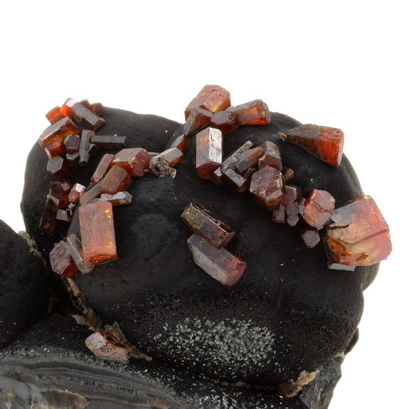 Vanadinite + Coronadite. 436.4 ct.