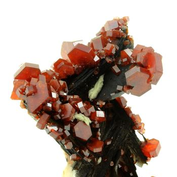 Vanadinite + Baryte. 428.5 ct.