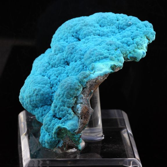 Chrysocolle. 945.0 ct.
