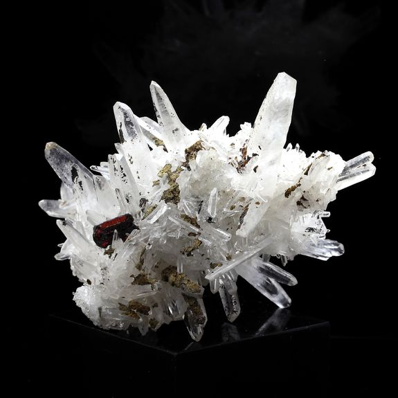 Quartz, Brookite. 342.0 ct.