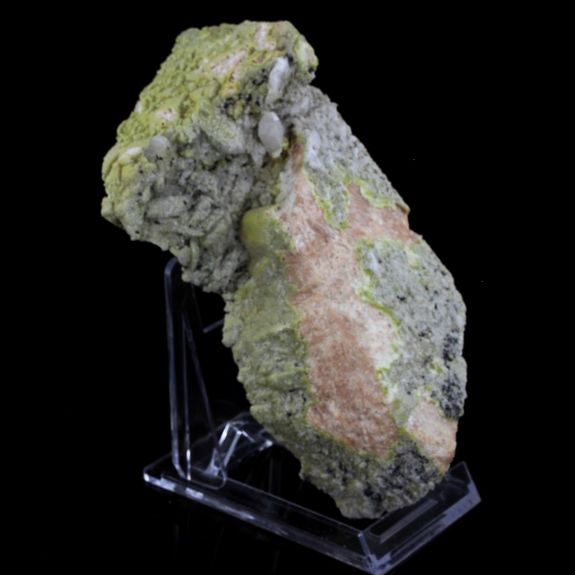 Gilbertite, Orthoclase.