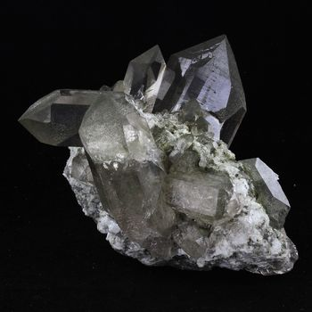 Quartz fumé. 2893.0 ct.