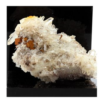 Quartz, Siderite. 2452.1 ct.