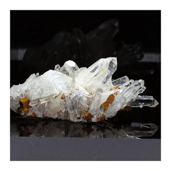 Quartz, Siderite. 250.1 ct.