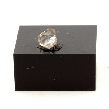 Quartz fumé. 0.6 ct.