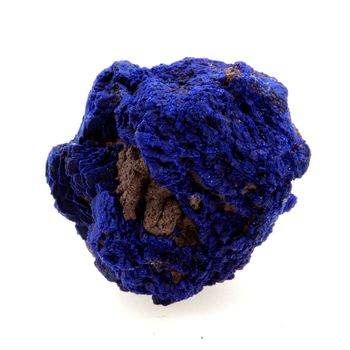 Chessylite (Azurite). 43.9 ct.