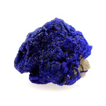 Chessylite (Azurite). 44.2 ct.
