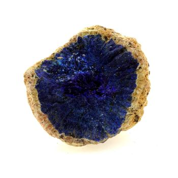 Chessylite (Azurite). 28.6 ct.