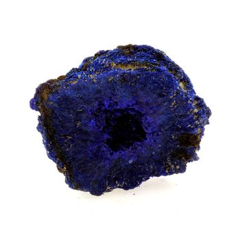 Chessylite (Azurite). 30.7 ct.