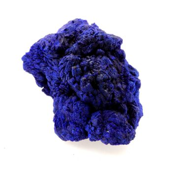 Chessylite (Azurite). 51.8 ct.