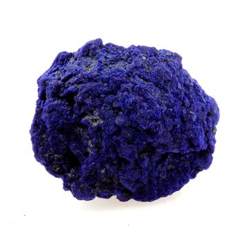 Chessylite (Azurite). 39.2 ct.