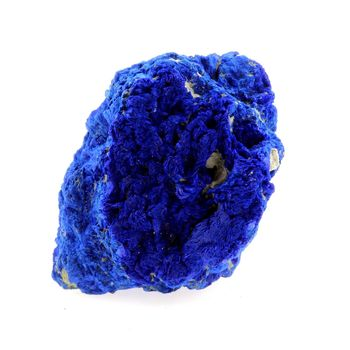 Chessylite (Azurite). 39.1 ct.
