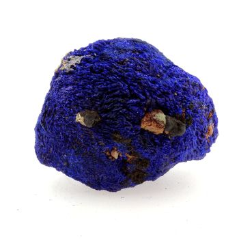 Chessylite (Azurite). 90.3 ct.