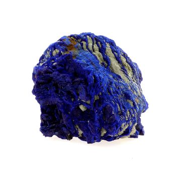 Chessylite (Azurite). 32.6 ct.