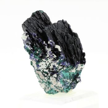 Azurite + Malachite. 1660.1 ct.