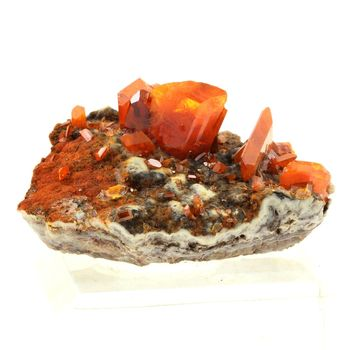 Wulfenite. 344.7 ct.