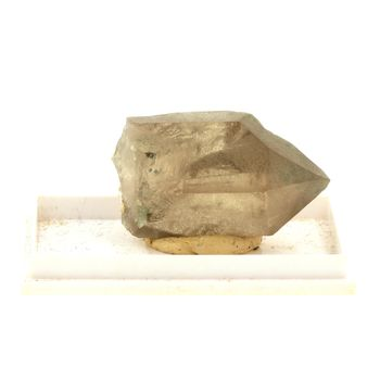 Quartz fumé. 109.8 ct.