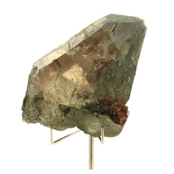 Quartz fumé. 1055.0 ct.