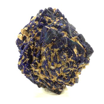 Chessylite ( Azurite ). 62.5 ct