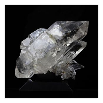 Quartz Sceptre. 134.0 ct.