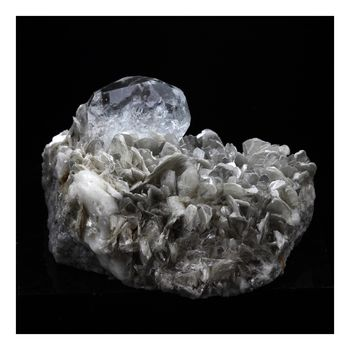 Goshenite, Muscovite. 205.0 ct.