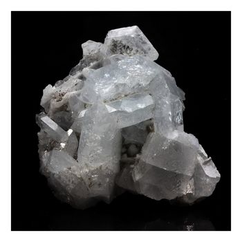 Goshenite, Muscovite. 272.0 ct.