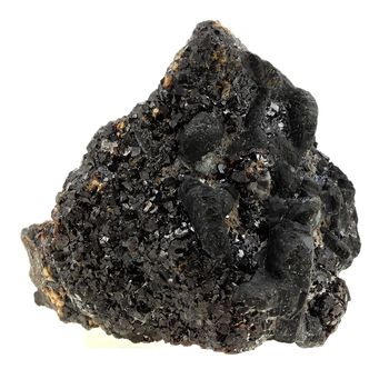 Bournonite + Sphalerite.